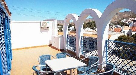 Gran terrace apartaments ele velas blancas san josé, almería