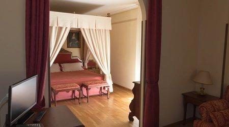 JR room suite Puerta de Monfragüe Hotel ELE