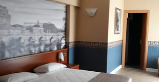 Standard rooms ele green park hotel pamphili rome, italy