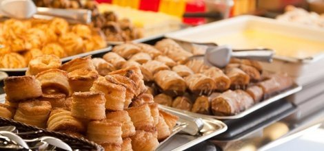 Breakfast buffet ele enara boutique hotel valladolid
