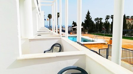 Terrace ELE Don Ignacio Hotel