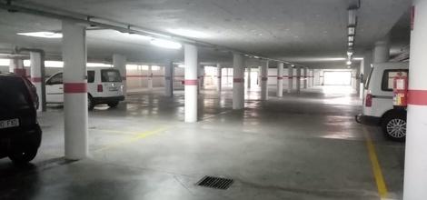 Parking ele domocenter apartments seville