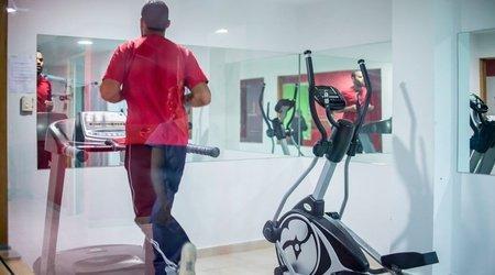Gym ATH Al-Medina Wellness Hotel