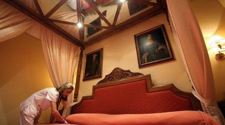 JUNIOR SUITE ROOM ATH Cañada Real Plasencia Hotel