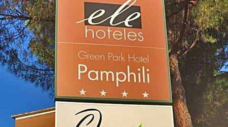 Restaurant ELE Green Park Hotel Pamphili