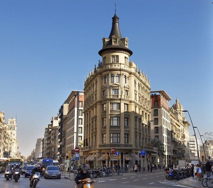 Official website barcelona city center 2 star hotel - Oficinas pelayo barcelona ...